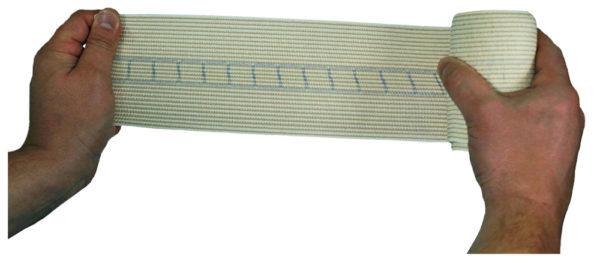 Single Premium Snake Bite Bandage with Indicator 4.5m