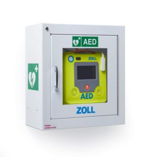 products Standard Surface Wall Cabinet AED Medium