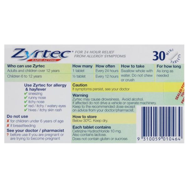 products Zyrtec 2