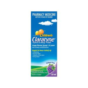 Claratyne Syrup Child 60ml
