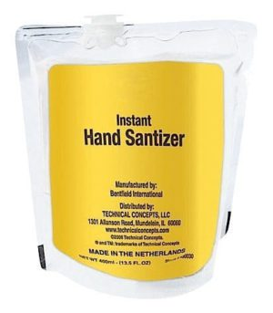 Hand Sanitiser Refill - Dispenser Unit 300Ml