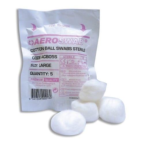 Cotton Balls - Small Pkt 5
