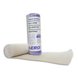 Premium Heavy Weight Conforming Bandage 15cm X 4.5m