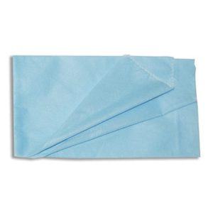 Pillow Case Blue Spunbond Disposable