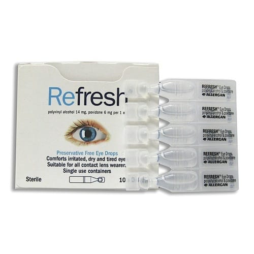Refresh Eye Drops - Box 10