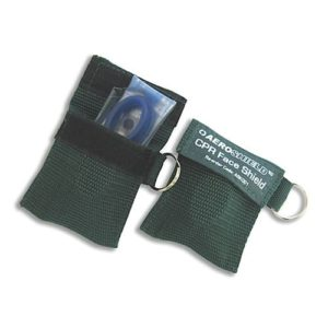 Key Ring CPR Face Shield