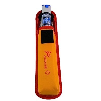 Auto Injector Case Single RED