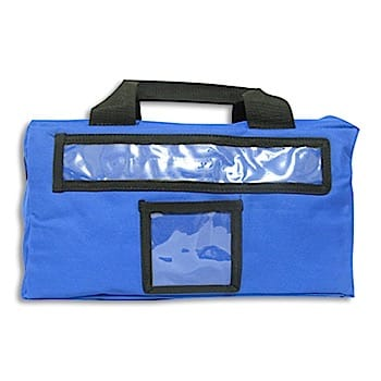 Large Blue Bag