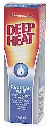 Deep Heat 50g Tube