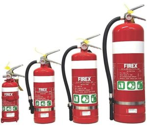 1.0Kg Abe Dry Powder Fire Extinguisher