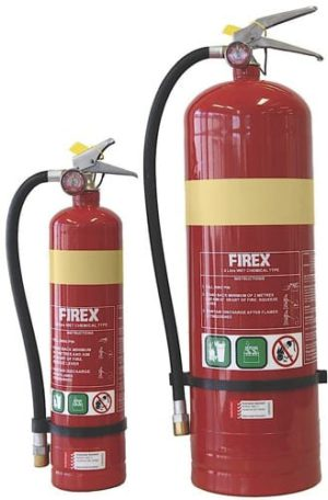 2.0 Litre Wet Chemical Fire Extinguisher