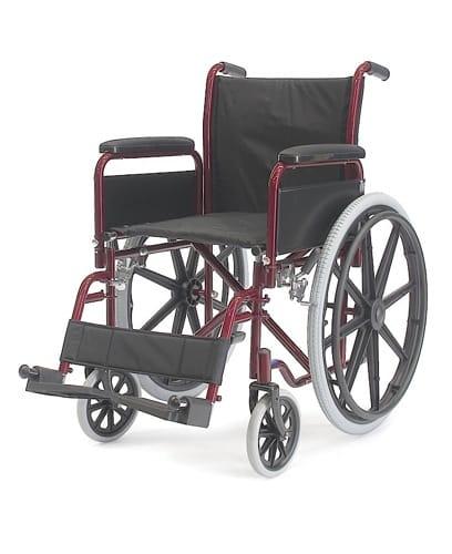 Echo Manual Wheelchair.
