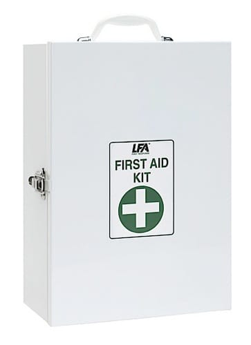 Workplace Response Kit 5 Metal Cabinet (HighRisk)