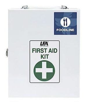 Foodline First Aid Kit 1 Metal Cabinet