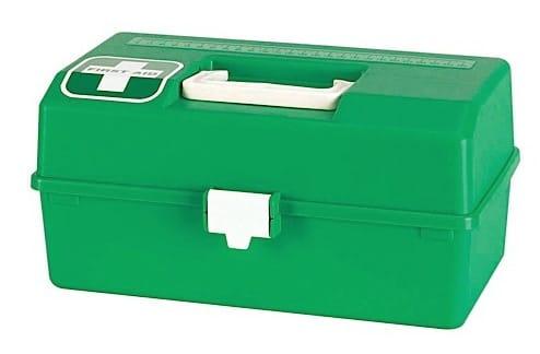 Workplace Response Kit 3 Plastic Box (Low Risk)