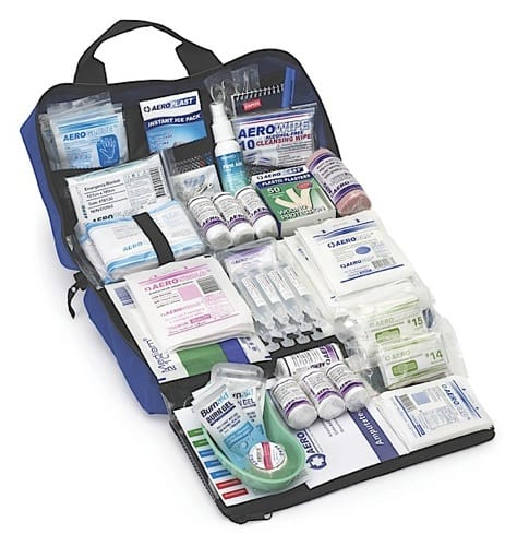 Workplace Response Kit 3 Softpack (Low Risk)