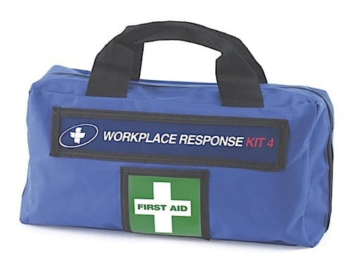 Workplace Response Kit 4 Softpack (Moderate Risk)
