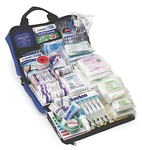 Workplace Response Kit 5 Softpack (HighRisk)