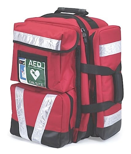 Deluxe Paramedic Backpack