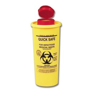Sharps Disposal Container - 1L