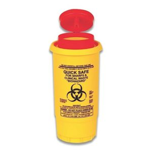 Sharps Disposal Container 500ml