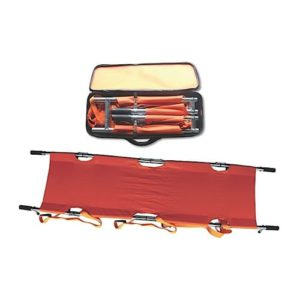 Alloy Emergency Pole Stretcher - Compact