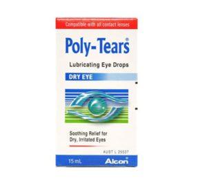 Poly -Tears 15ml