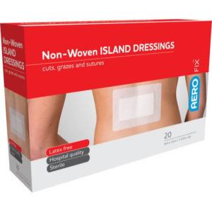 Island Dressing 10cm X 15cm - Box 20
