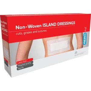Island Dressing 10cm X 20cm - Box 20
