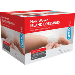 Island Dressing 6cm X 8cm - Box 50
