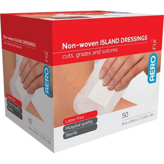Island Dressing 8cm X 10cm - Box 50