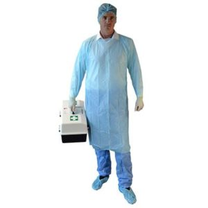 Disposable Splash Gown Ctn 100