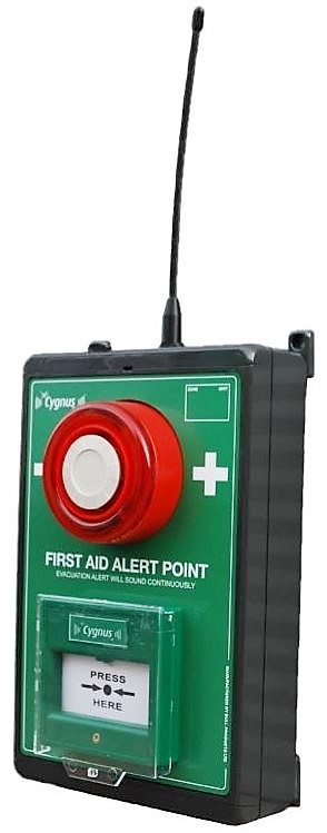 Evacuation & First Aid Alert