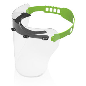 COVID19 Reusable Face Shield 1