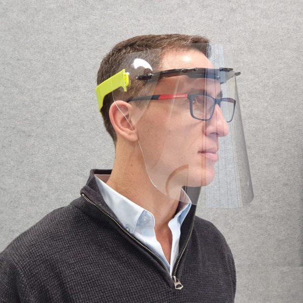 LFA Reusable Face Shield scaled