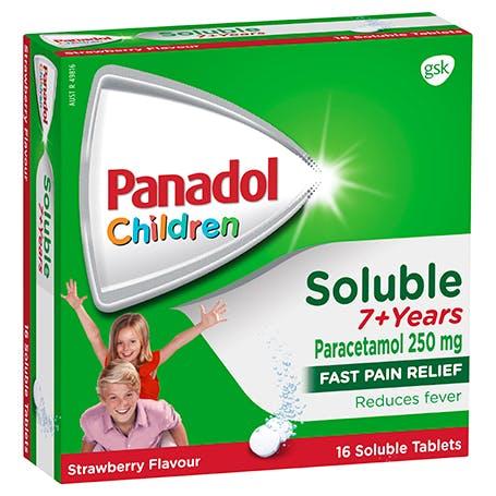 panadol children