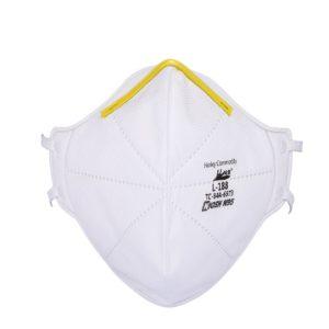 Dust Mask - FFP2/KN95 CE & FDA Certified Flat-fold Mask / 10 pack