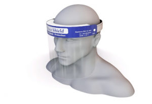 Disposable Face Shield 1