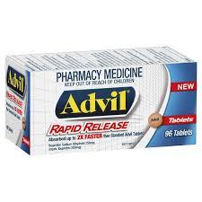 Advil Rapid Release