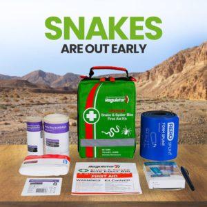 Snake Bite Bandages Kits