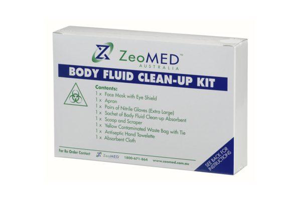 ZEO 2S13 body fluid clean up kit