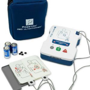 Prestan aed ultra trainer defibrillator